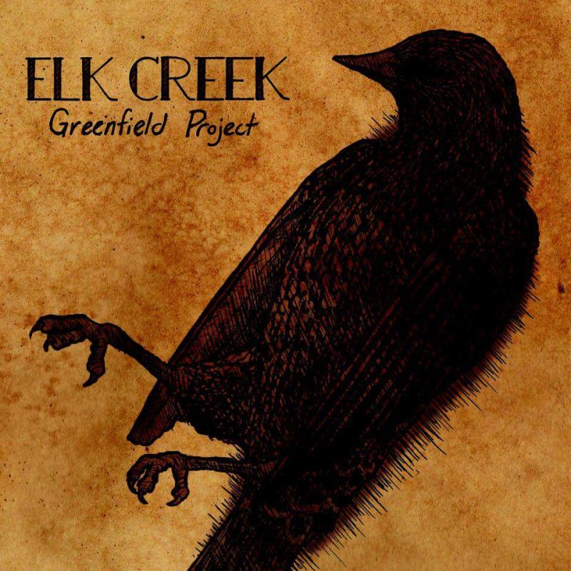 Greenfield Project is the 7-song debut EP from Greater Cincinnati's Elk Creek