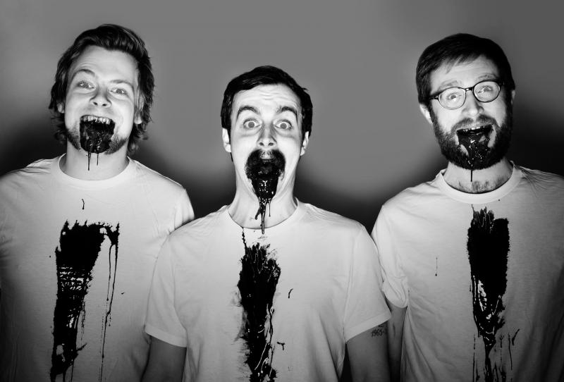 Pop Goes the Evil: Jacob Grove, Lucas Frazier and Evan Roberts
