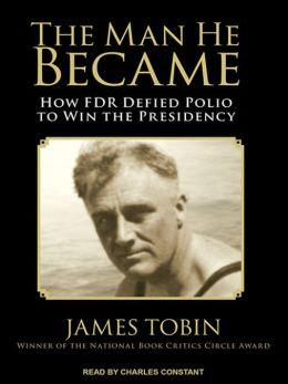 New book by James tobin details FDR's struggle with polio.