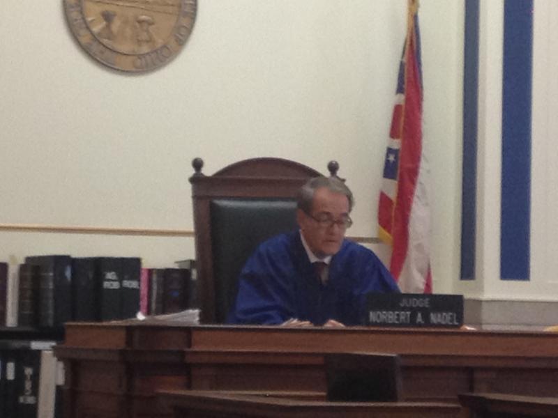 Hamilton County Judge Norbert Nadel denied requests for the charges to be dropped and for three separate trials.