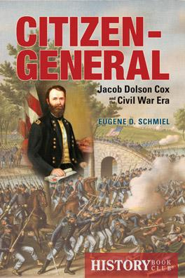 The Civil War exploits of Jacob Dolson Cox
