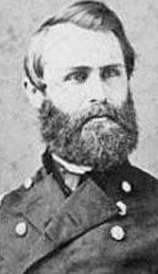 Major General Jacob Dolson Cox