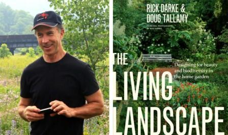 "Rick Darke, author of ""The Living Landscape,"" will be at this year's Ohio Valley Greenmarket"