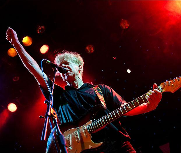 Larry Kirwan, lead singer of Black 47
