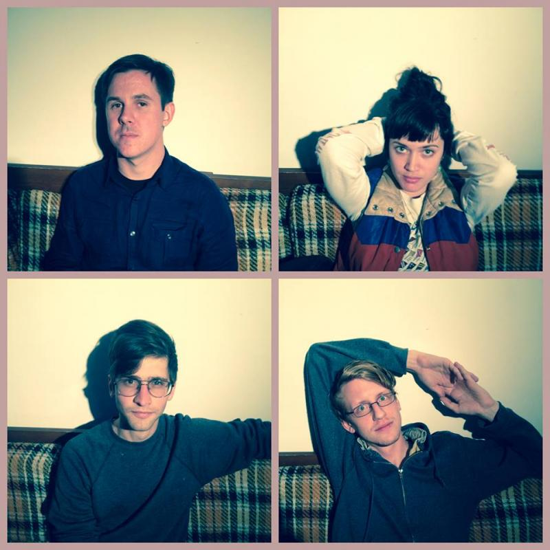 Prim (clockwise): Ian Gullett, Molly Sullivan, Jake Langknecht and Alessandro Corona