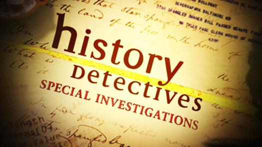 History Detctives Special Investigations