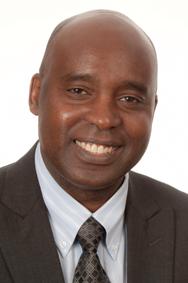 Dr. Peter Gitau from Northern Kentucky University