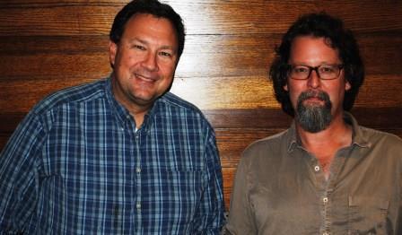 Guests (l-r): Dan Bockrath, Dan McCabe