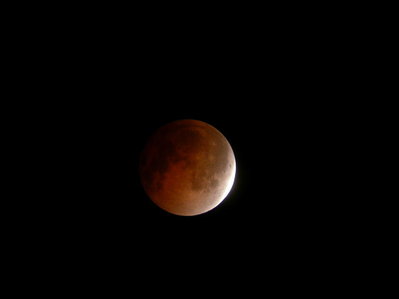 How To See Sunday S Total Lunar Eclipse Wvxu