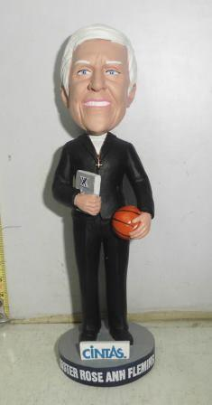 Sister Rose Ann Fleming is a bobblehead!