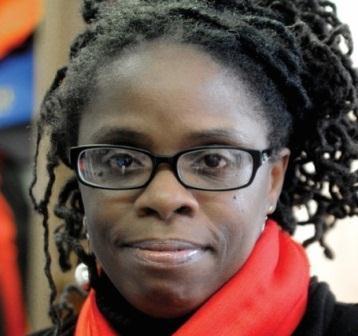 Community Activist Iris Roley