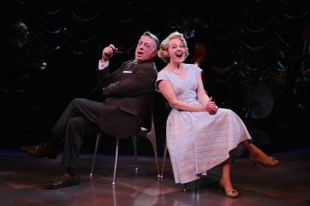 """Michael Marotta and Susan Haefner in """"Tenderly"""""""