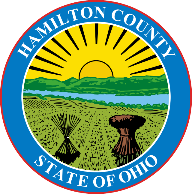 Seal of Hamilton County