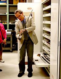Cincinnati Museum Curator David Conzett