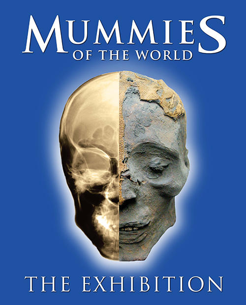 The Mummies of the World exhibit runs until April 26 at Cincinnati's Museum Center