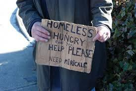 Better ways to help homeless than giving to panhandlers.