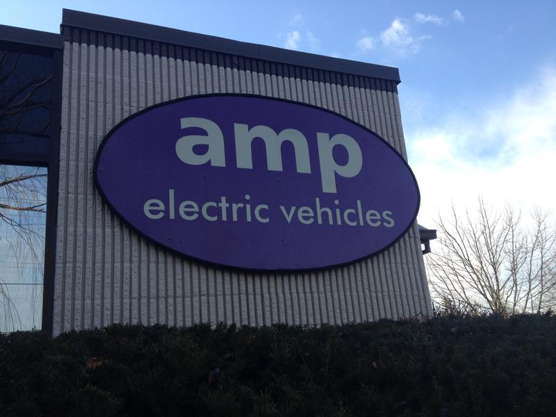 AMP Electric Vehicles, located in Loveland, has been researching and converting vehicles to electric for years.