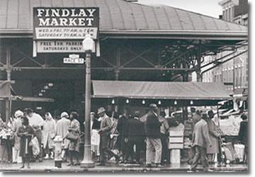 Findlay Market, 1966
