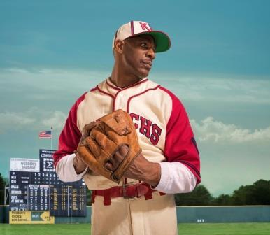 """""""Satchel Paige and the Kansas City Swing,"""" one of the plays that will be presented during the 2015 - 2016 Playhouse in the Park season."""