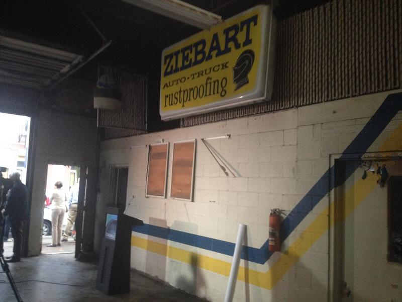 The Kitchen @ Findlay Market will be in the former Ziebart commercial garage just down the street from Findlay Market.