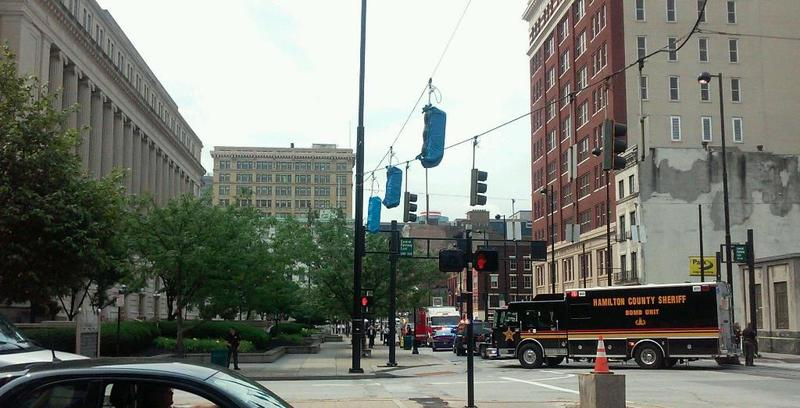 Suspicious Package Closes Courthouse | WVXU