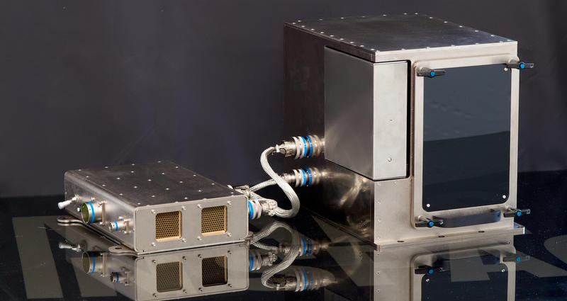 The Zero-G Printer is the first 3D printer designed to operate in zero gravity. Launched into orbit on September 21, 2014, the printer was built under a joint partnership between NASA MSFC and Made In Space.