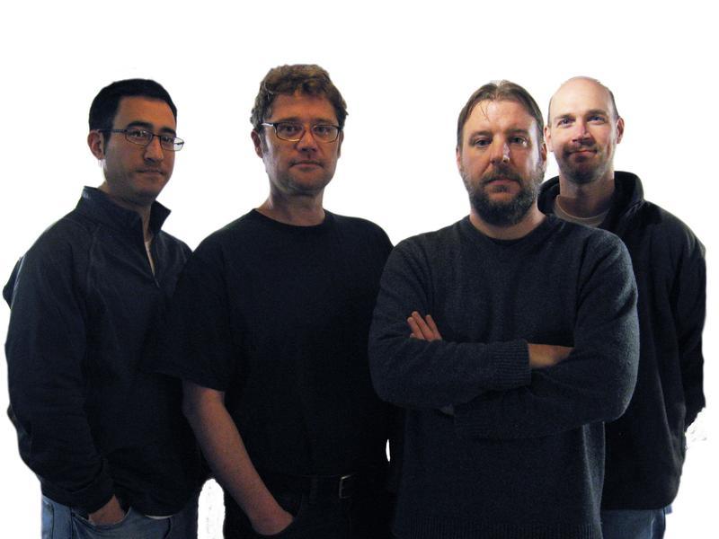 JBO (l-r): Dave Welsh, Jack Rininger Nick Barrows and John Stork