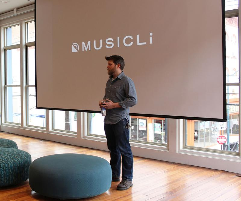 Brad Schnittger discusses MusicLi with People's Liberty