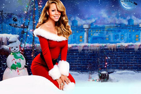 Exclusive First Look Inside Mariah Carey's Christmas Movie | WVXU