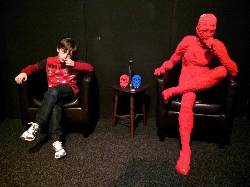 """""""The Art of the Brick"""""""