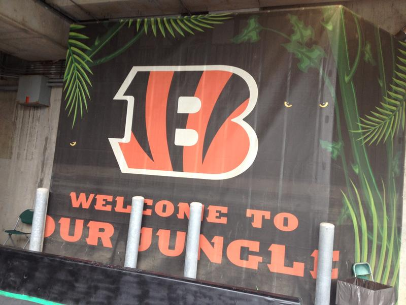 The Bengals head to Pittsburgh for a Sunday 1:00 game.