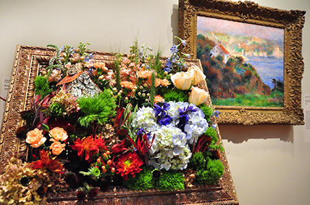 "Focus Lee County >> Time Again For ""Art In Bloom"" At The Cincinnati Art Museum   WVXU"