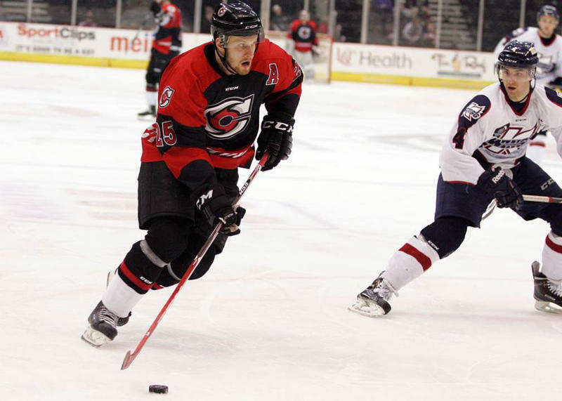 The 2015-2016 season for the Cincinnati Cyclones begins October 17 at US Bank Arena