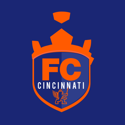 FC Cincinnati's current logo may change come fall.