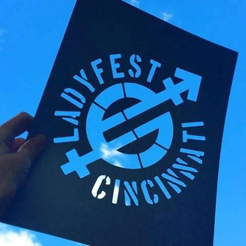 Ladyfest Cincinnati is a 3 day music, art, and activism festival happening October 15-17 2015.