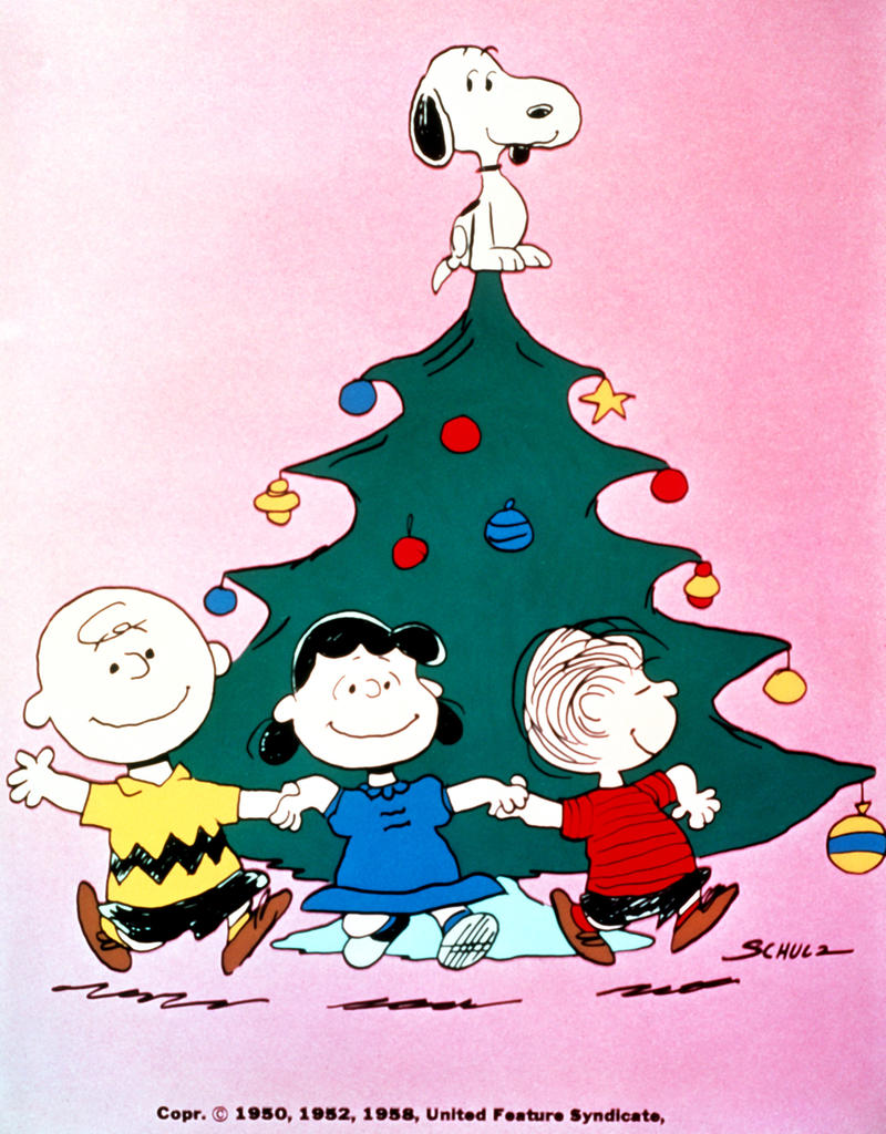 10 things to know about a charlie brown christmas wvxu - Snoopy Christmas Song