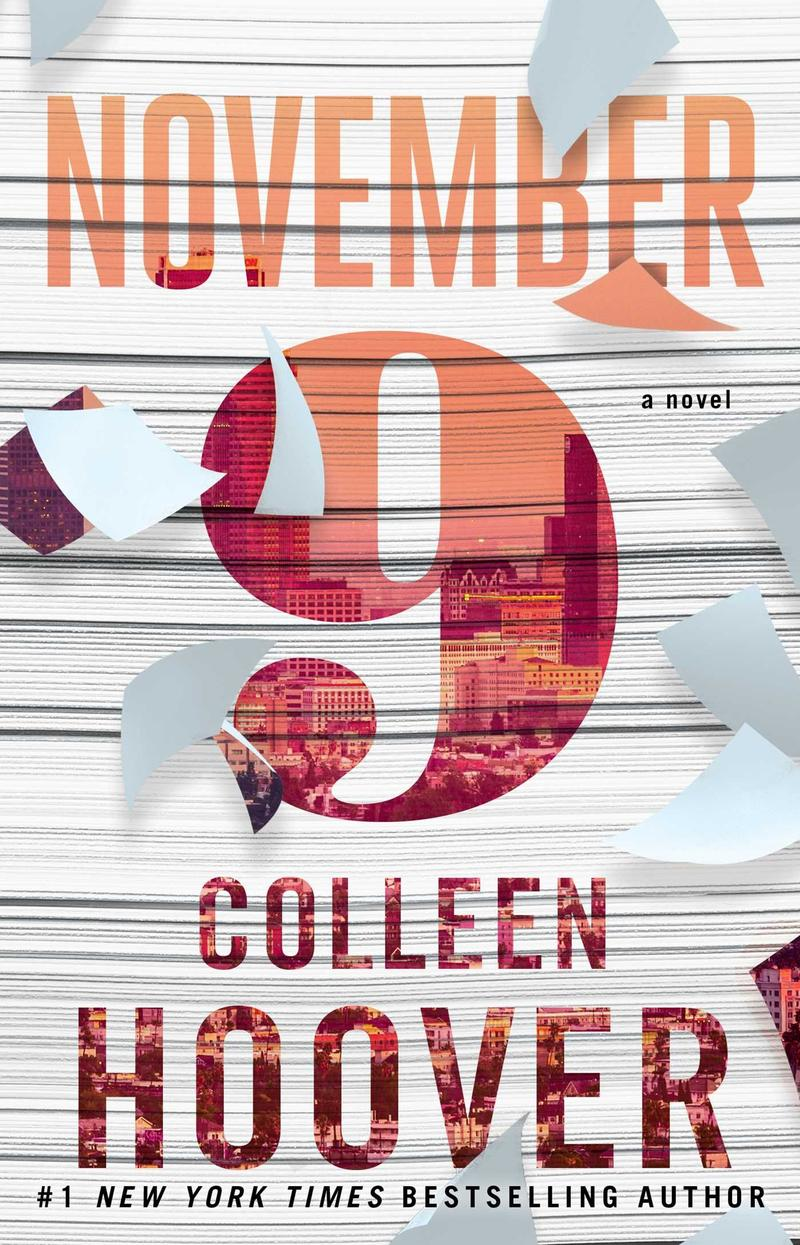 November 9: A Novel by Colleen Hoover