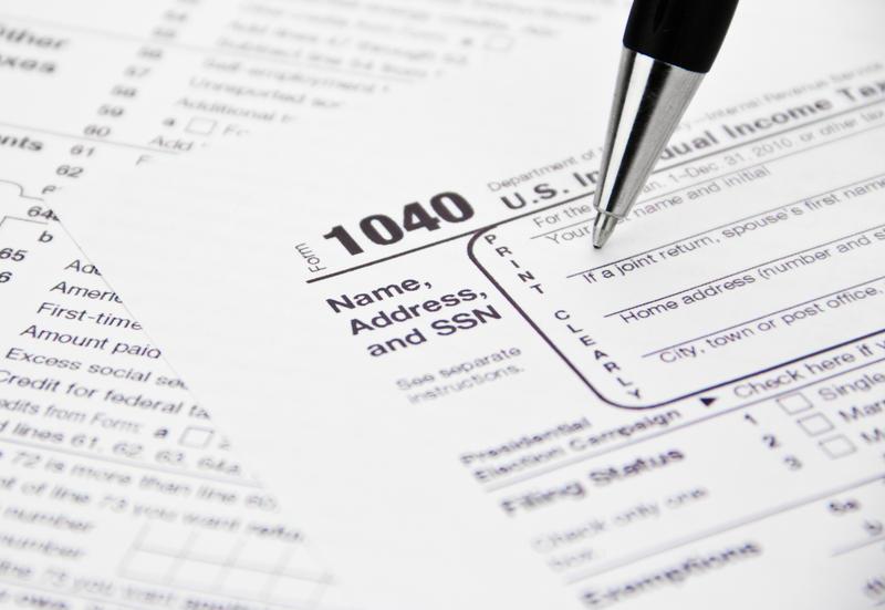 Income Tax Wvxu