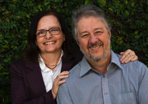 Suzana and Claudio Padua
