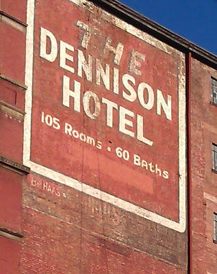 Last week, Cincinnati's Historic Conservation Board delayed a decision on whether the former Dennison Hotel can be demolished.