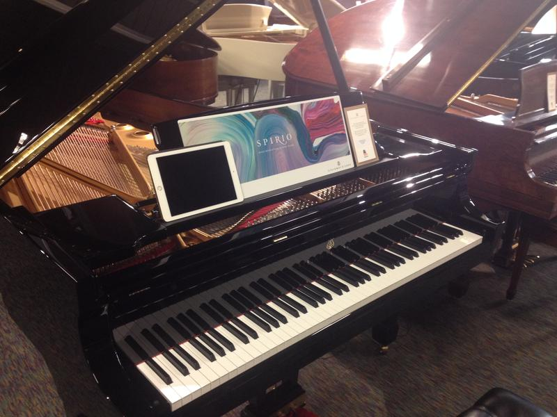 The Spirio is the first new product in 70 years for Steinway & Sons.