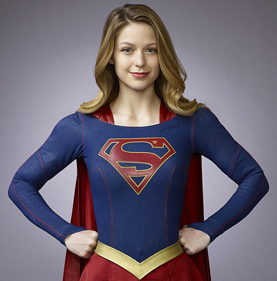 "Melissa Benoist's ""Supergirl"" moves to Sundays, a new night for CW this fall."