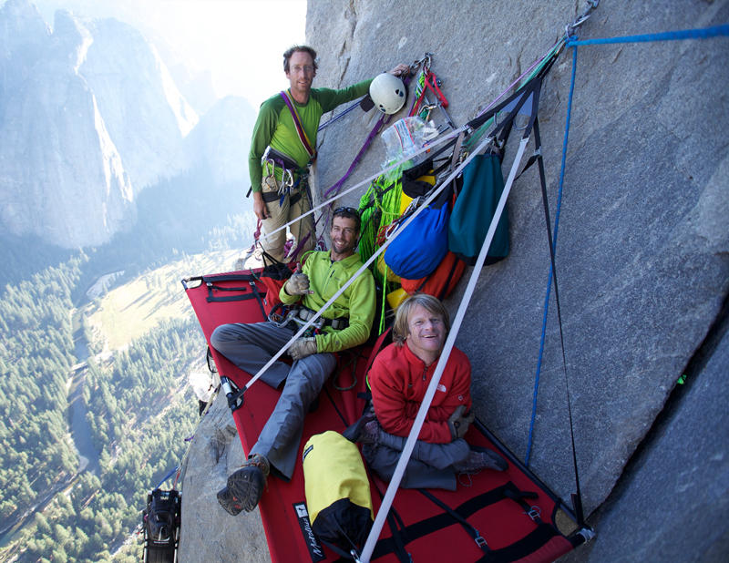 Wampler's Ascent documents Steve Wampler as he attempts to become the first person with a disability to climb the biggest rock face in the world, El Captain in Yosemite National Park.