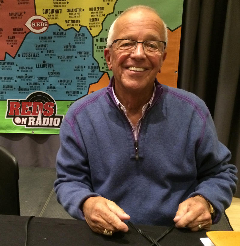 Marty Brennaman has broadcast Cincinnati Reds games for 45 seasons. Is this his last?