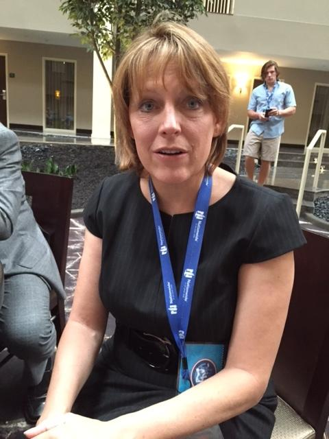 Connie Pillich at 2016 Democratic National Convention