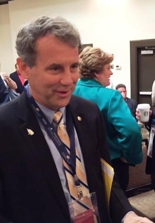 Sen. Sherrod Brown, D-Ohio