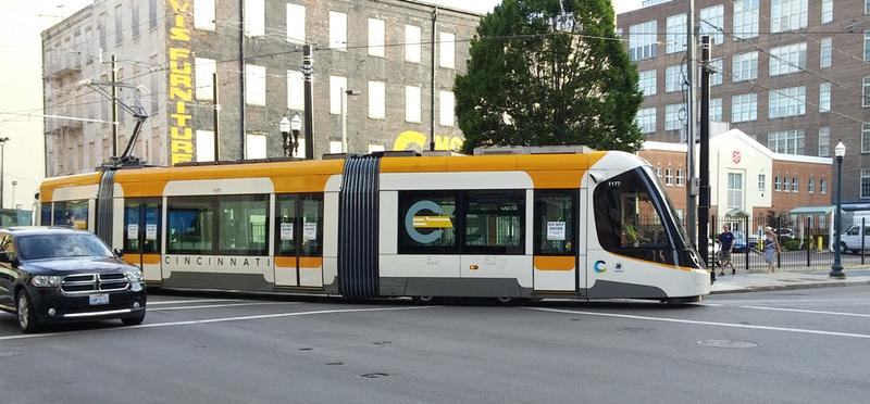 Cincinnati's streetcar system enters a new stage of testing this weekend.