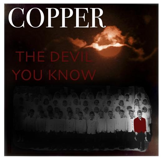 The New CD From Peter Obermark's Band Copper