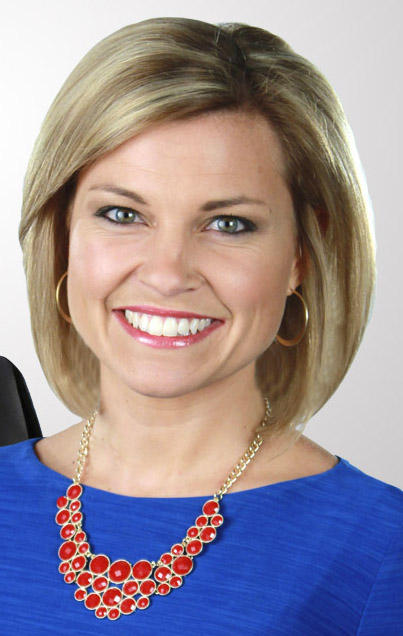 Julie Dolan starts at WLKY-TV in Louisville on Jan. 9.