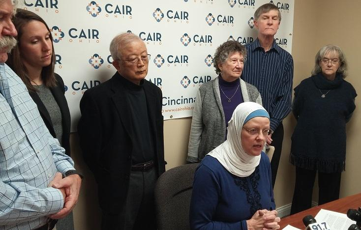 Karen Dabdoub of CAIR and other civil rights and religious groups are opposed to immigration reforms promised by President Trump.